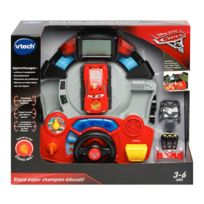 VTECH - DISNEY Cars 3 - Stand Super Champion éducatif - 197105