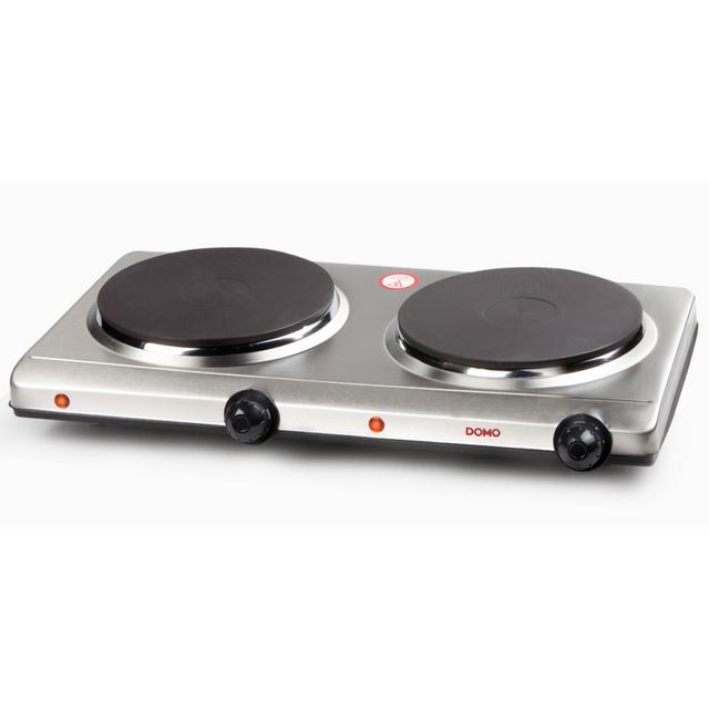 Domo Plaque de cuisson Do311KP 3000 W Argenté