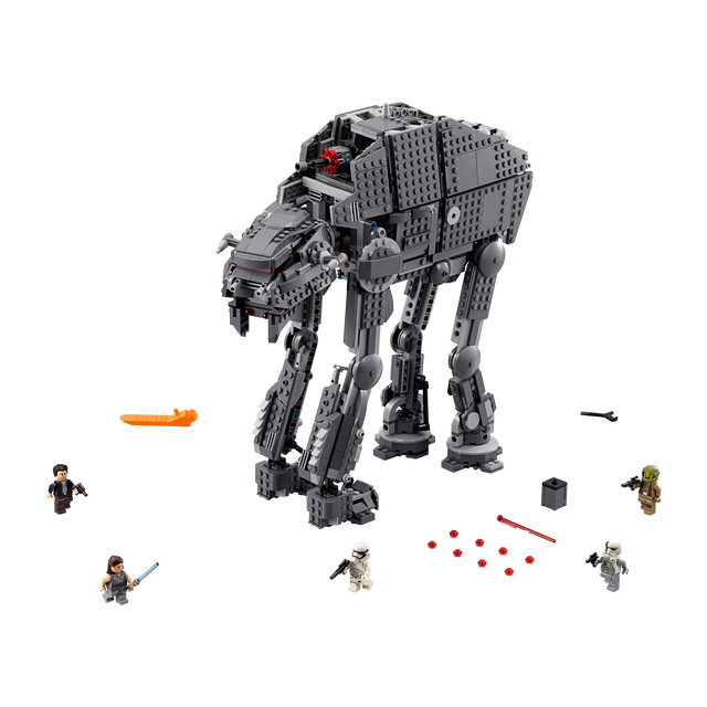 Lego - Star Wars - First Order Heavy Assault Walker - 75189