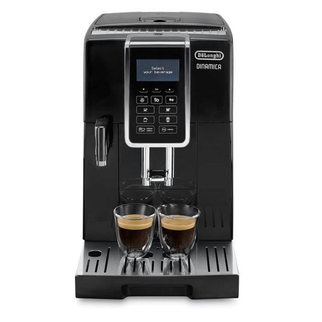 MARQUE GENERIQUE Icaverne MACHINE A CAFE ECAM 350.55.B Expresso broyeur Dinamica - Noir
