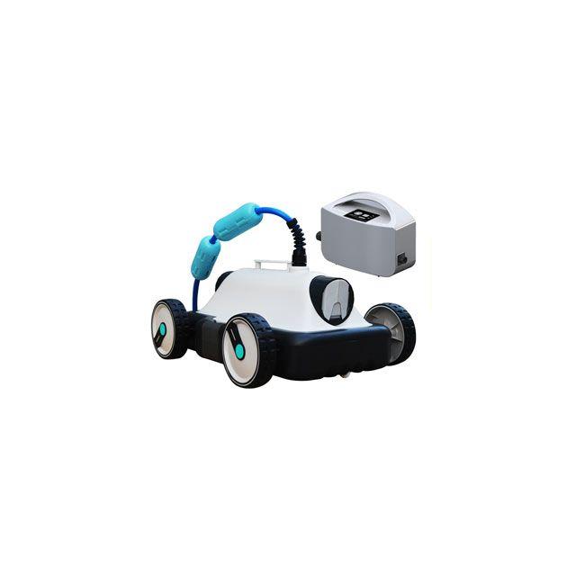 water clean vigipiscine robot piscine lectrique warrior aspiration 17m3 h pas cher achat. Black Bedroom Furniture Sets. Home Design Ideas