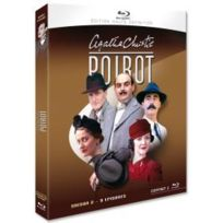 Elephant Films - Agatha Christie : Poirot - Saison 2