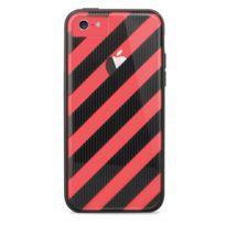 X-doria - Coque pour iPhone 5C transparente noir