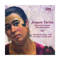 Verso - Turina: Integrale Des Sonates Pour Violon Et Piano