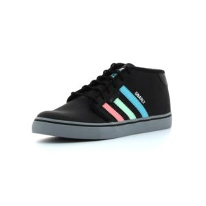 Adidas Originals Seeley Mid Multicolore pas cher chaussure mode