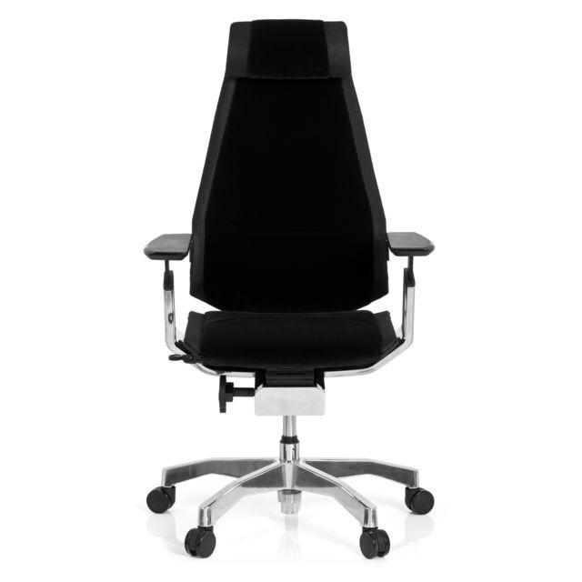 Chaise Noir Bureau Genidia De Tissu Pro Pivotante kliwPXTOuZ