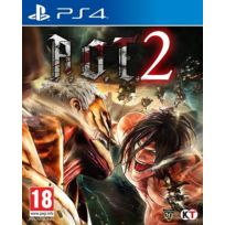 Attack On Titan 2 - Jeu PS4