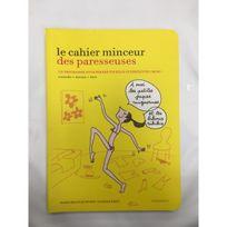 Marabout - Le livre Le Cahier Minceur des Paresseuses