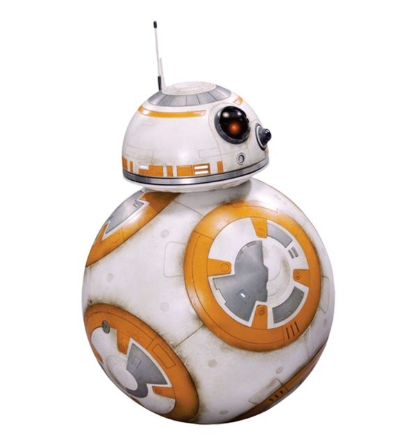 STAR WARS Robot Droid Interactif BB8 - 44 cm - U Command - 7932