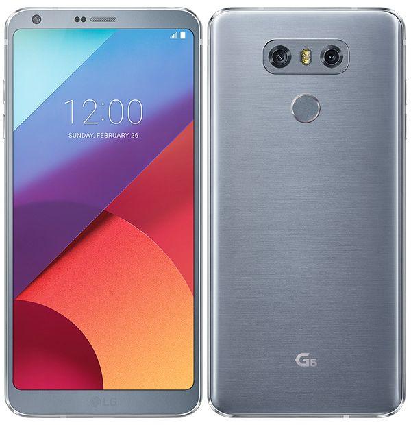 LG G6 - 32 Go - Titane