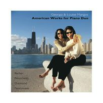 Cedille Records - American Works For Piano Duo