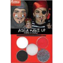 Fantasy - Fantaisie 37080 - Aqua Make Up Picture Pack Pirate Knight Roi