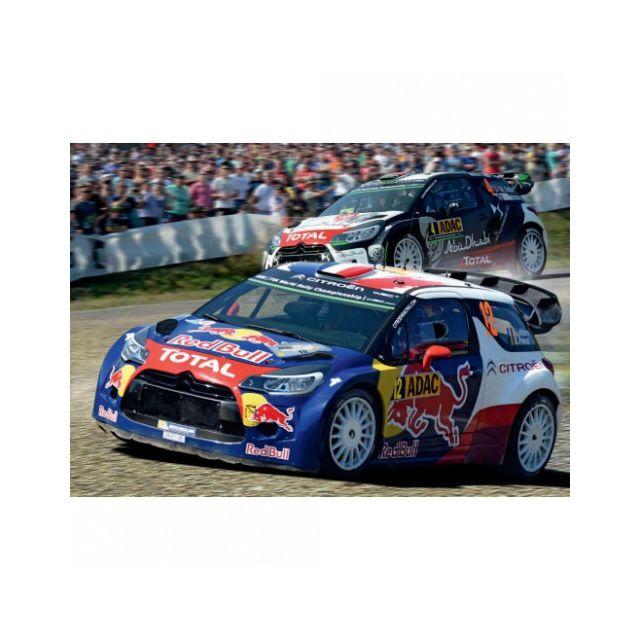 Carrera Circuit voitures Coffret Super Rally - Dès 6 ans - Go!!! 62495