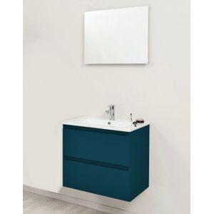 Best Meuble Vasque Salle De Bain Bleu Ideas Awesome Interior Home