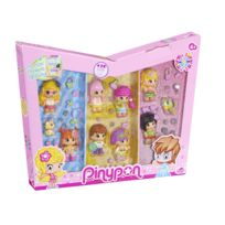 PINYPON - Pack 10 figurines - 700011637