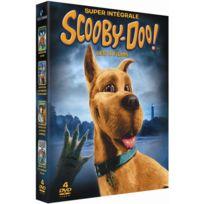WARNER BROS - coffret scooby-doo 4 films