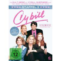 Sunfilm Entertainment - Cybill - Season 3 IMPORT Allemand, IMPORT Coffret De 4 Dvd - Edition simple