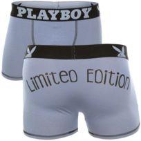 Quiksilver - Boxer homme coton ceinture elastique Edition gris chiné ... 37a69b6815f