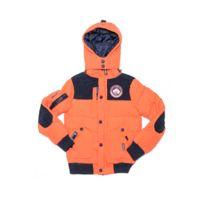 Geographical Norway - Doudoune Enfant Vortex Orange