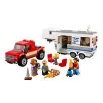 City - Le pick-up et sa caravane - 60182