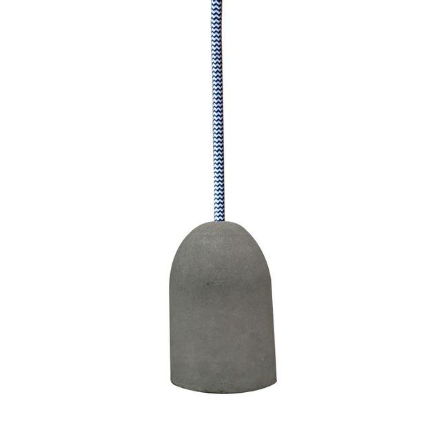 IntÉRIEUR Discount Suspension à accrocher douille en ciment L.3m