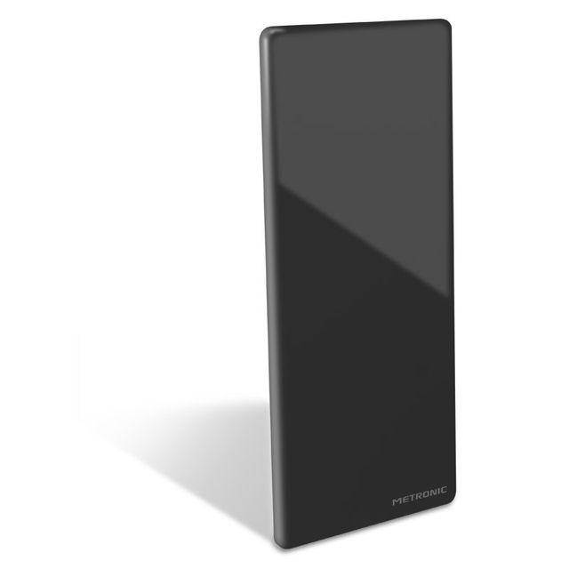 Metronic - Antenne Tv Hd Murale - Noir