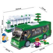Banbao - Transportation Shuttle Bus 372 Pcs, Construction Bricks 8768 5515305
