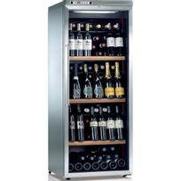 Calice - Cave à vin de vieillissement - 1 temp 100 bouteilles - Inox Aci-cal302 - Pose libre