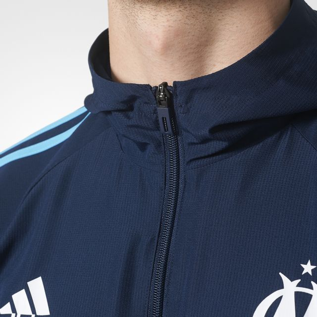 Adidas performance Veste football Om Presentation Jacket