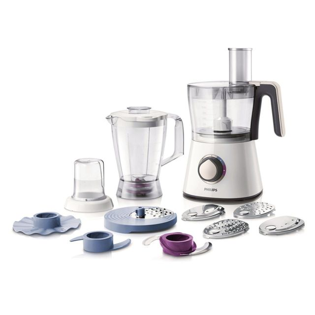 PHILIPS Robot de Cuisine Viva Collection HR7761-00