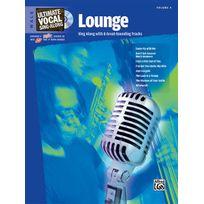Alfred Publishing - Partitions Variété, Pop, Rock. Lounge + Cd - Voice Vocal