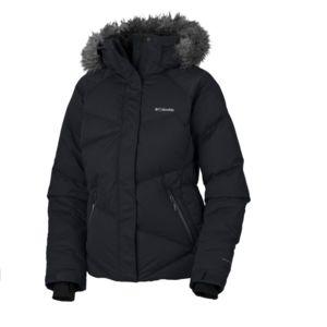 Manteau ski femme columbia