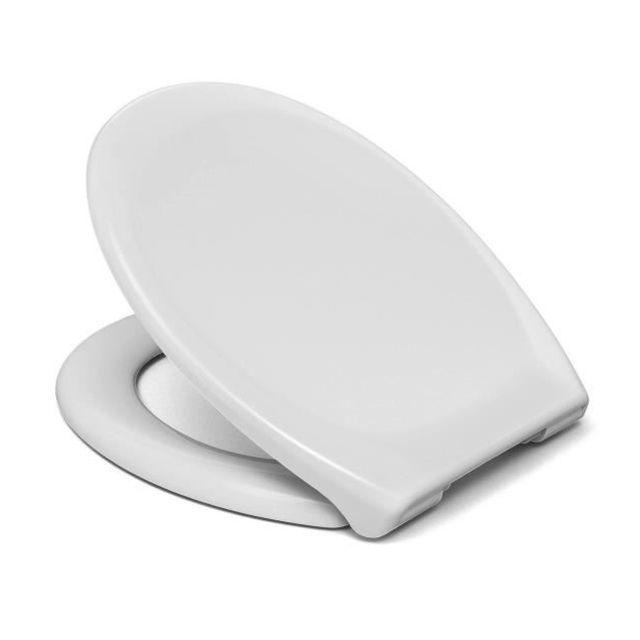 cedo abattant wc avec frein de chute blanc 531910. Black Bedroom Furniture Sets. Home Design Ideas