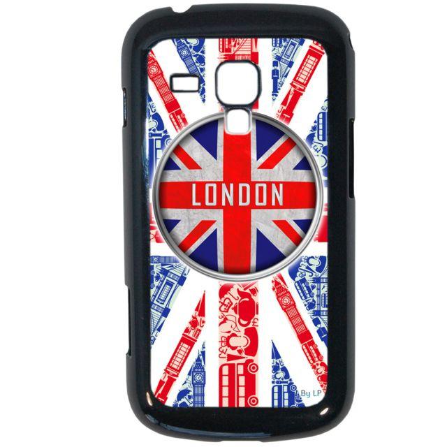Lapinette - Coque Rigide Pour Samsung Galaxy Trend Motif Londres London Uk - London 1