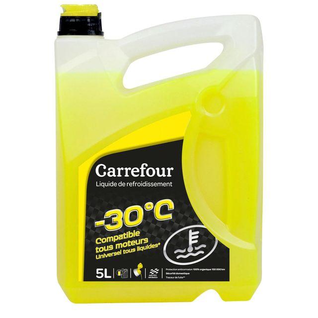 carrefour liquide de refroidissement 30 c 5l cr62776 achat vente liquides de. Black Bedroom Furniture Sets. Home Design Ideas