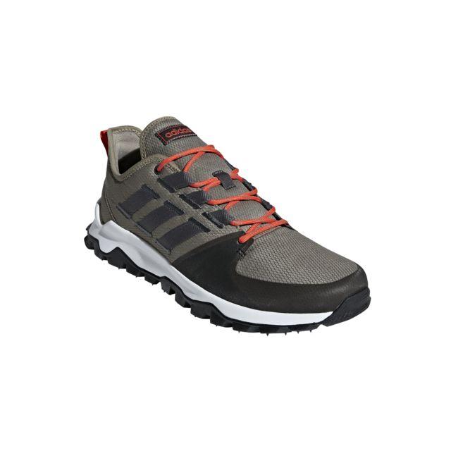 pretty nice bb27e 5a6a3 Adidas - Chaussures Kanadia Trail - pas cher Achat   Vente Chaussures  running - RueDuCommerce