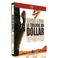 Blu-Ray - Sergio Leone La Trilogie Du Dollar - Edition Limitee Boitier Metal