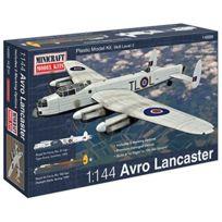 Minicraft - 1/144 Ww.II Avro Lancaster Royal Air Force Aviation Royale Du Canada JAPON Import Le Paquet Et Le Manuel Sont En Japonais