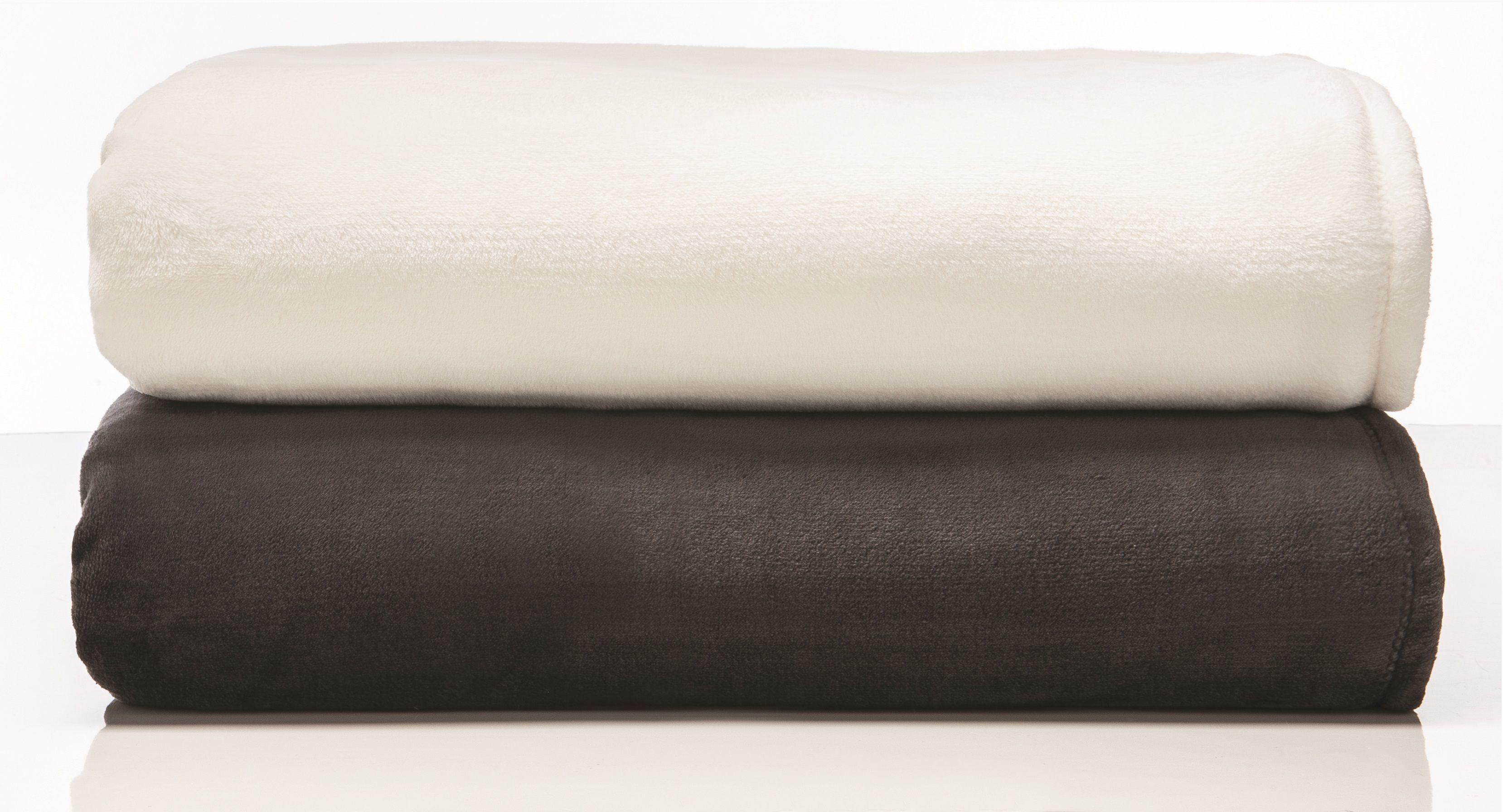 Couverture SOYEUSE en polyester