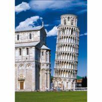 Dtoys - Puzzle 500 pièces - Paysages : Tour de Pise, Italie