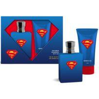 Superman - Coffret cadeau enfant eau de toilette 75ml et gel douche 150ml