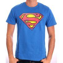 Codi - Tshirt homme Superman - Logo Destroy