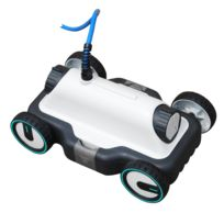 robot piscine 2 microns