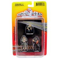 Motorhead Miniatures - 578 - Voiture Miniature - Figurine - Full Service - Set Of 3 PiÈCES - Echelle 1/43