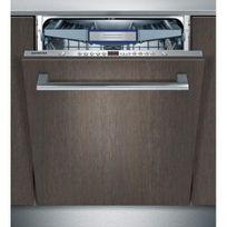 Lave-vaisselle encastrable 60cm - SN65M091EU