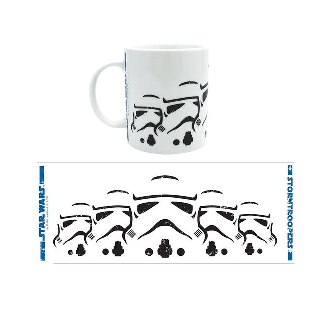 Stars Wars Star Wars Mug Stormtrooper army 320 ml