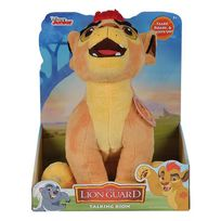 Simba Dickie - Disney - Roi Lion peluche Kion 35 cm parlant