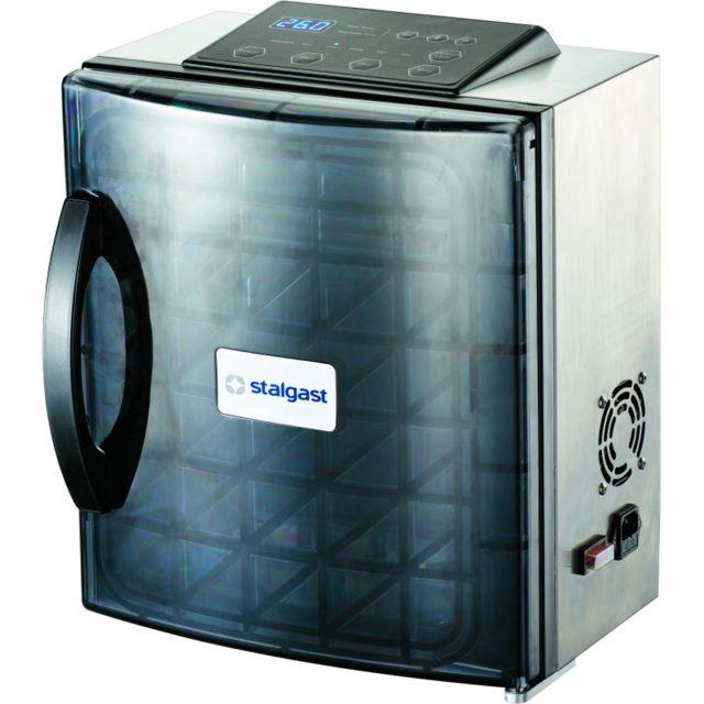 Materiel Chr Pro Emballeuse Sous Vide avec Chambre pour Liquides - Stalgast