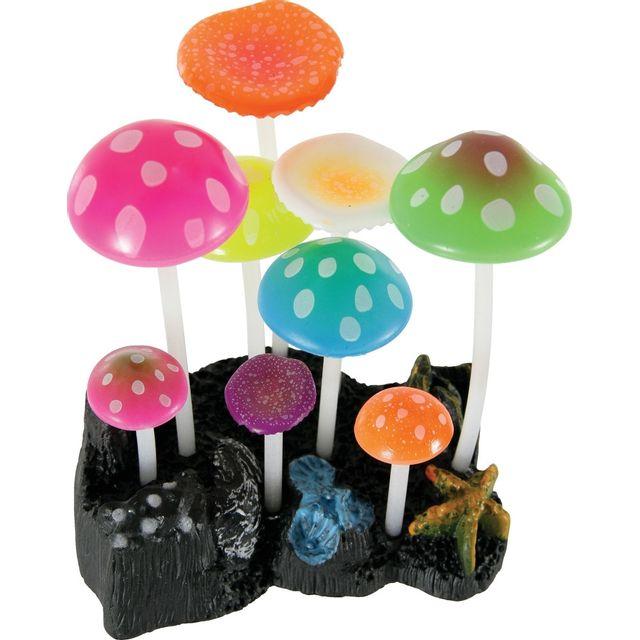 Zolux decor aquarium phosphorescent sweetyfish - Panier a champignon pas cher ...