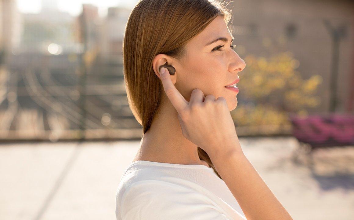 Oreillette Xperia Ear avec assistant personnel